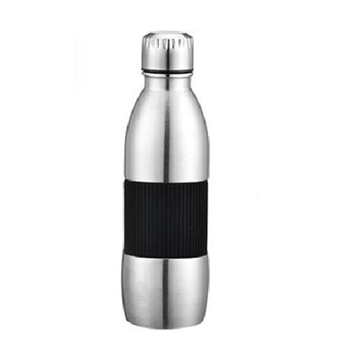stainless steel vacuum flask,cock bottle