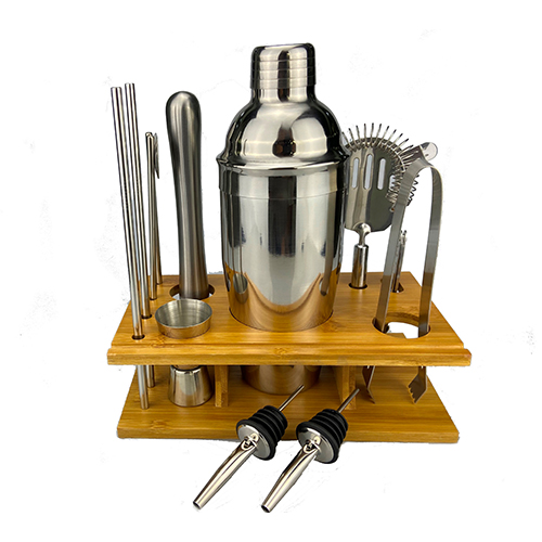 stainless steel shaker set China Manufacturer